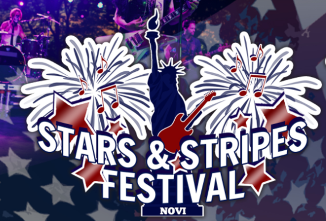 Stars And Stripes Music Festival