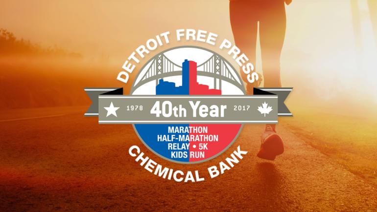 Detroit Free Press/Chemical Bank Marathon: Meijer Kids Fun Run