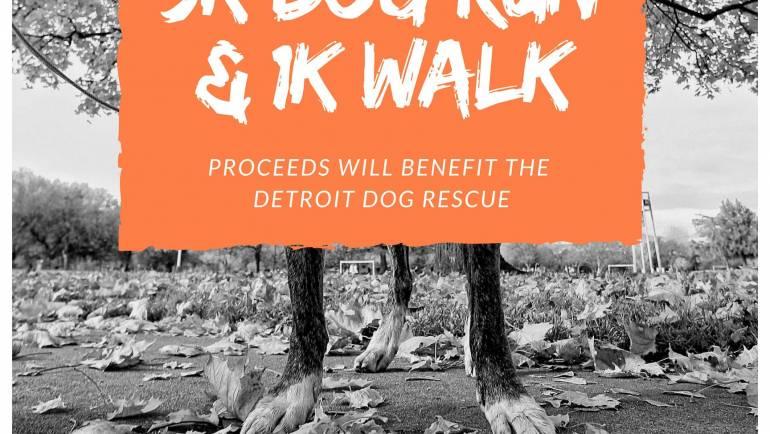 Iron Ridge – Pulse Fitness Dog 5K Run/1K Walk